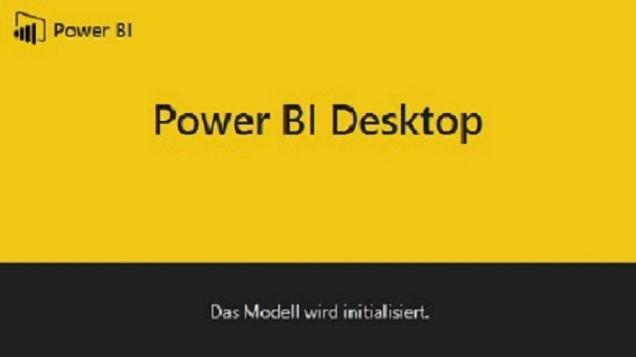 Installation-Power-BI-desktop-Initialisierung-erster-Start