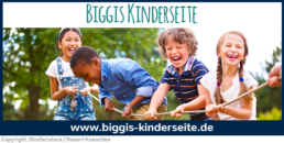 Online-Magazin biggis-kinderseite.de