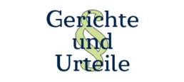 Online-Magazin gerichte-und-urteile.de